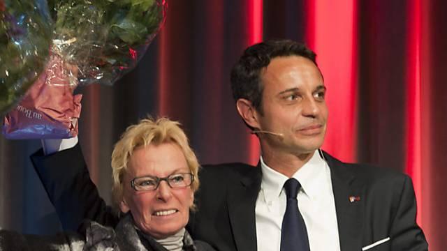 Gigi Oeri überlässt das FCB-Präsidialamt Bernhard Heusler