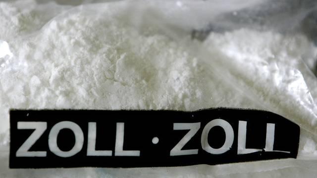Grenzwache erwischt Kokainschmugglerin