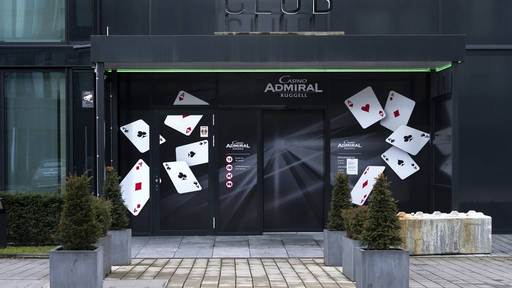 Casinowildwuchs: Politik zieht Notbremse
