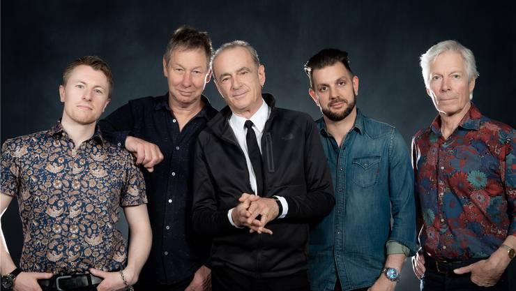 Status Quo rocken am 20.September die Schupfarter Bühne. Bild: zvg