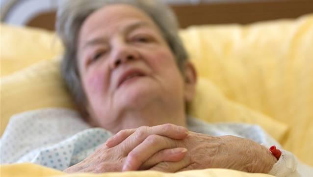Die Krankenkasse, die viele Kranke versichert, erhält Geld aus einem Ausgleichstopf.
