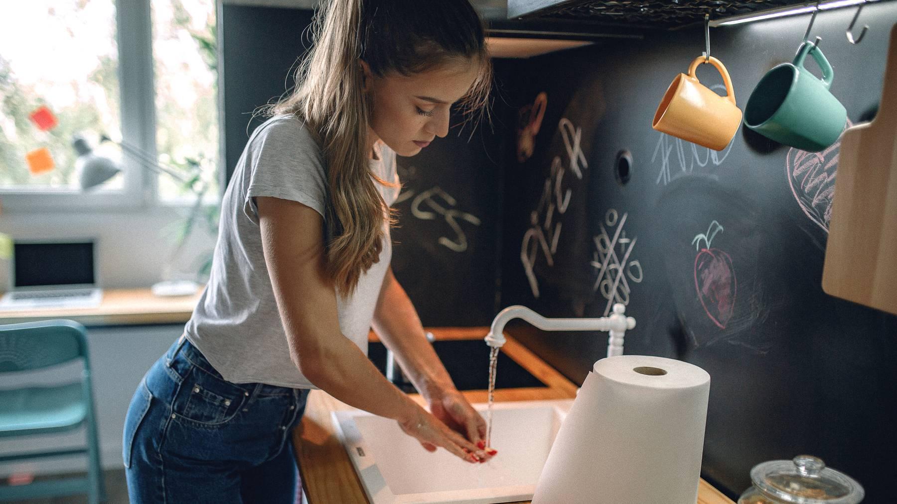Öfters die Hände waschen? Ist auch unabhängig vom Coronavirus keine schlechte Idee.