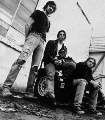 Mit seiner Band Nirvana begründete Kurt Cobain den Grunge-Rock und verkaufte Millionen von CDs