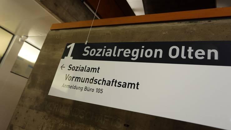Die Sozialregion Olten sollte sparen, fand die FDP.