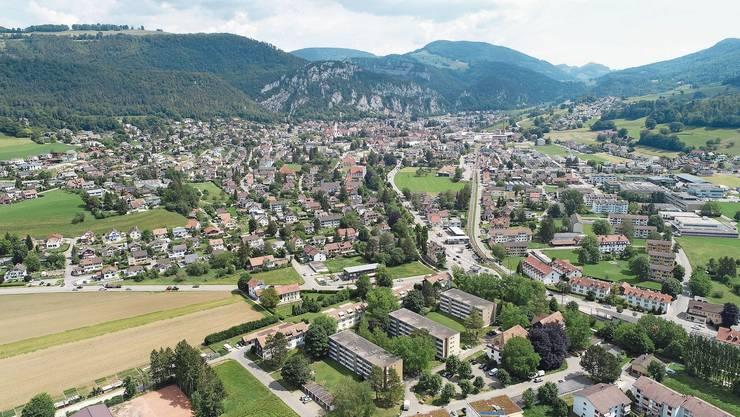 Welche Zukunft für Balsthal? Die Ortsplanungsrevision für die grösste Thaler Gemeinde soll ab 31. August der Bevölkerung zur Mitwirkung vorgelegt werden.