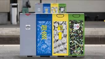Für Recycling sind immer noch 92 Prozent bereit