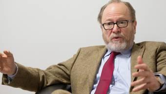 Der Sozial- und Literaturwissenschaftler Jan Philipp Reemtsma hat seinem gestorbenen Hund ein Buch gewidmet. (Archiv)