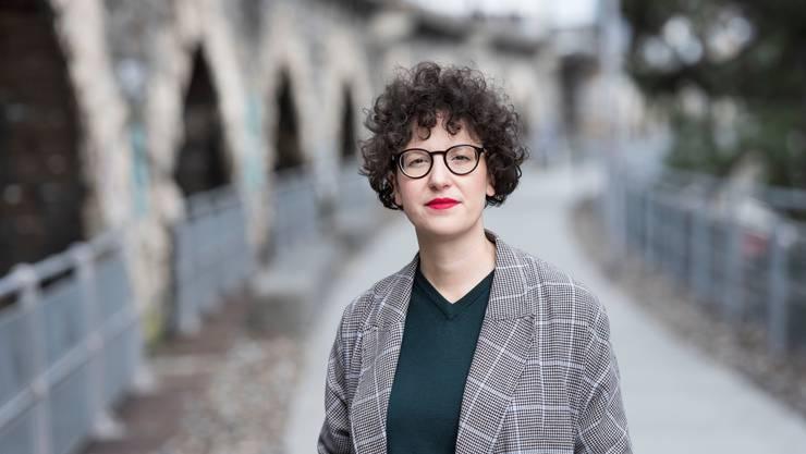 Ivna Žic veröffentlichte vergangenes Jahr den Roman «Die Nachkommende».