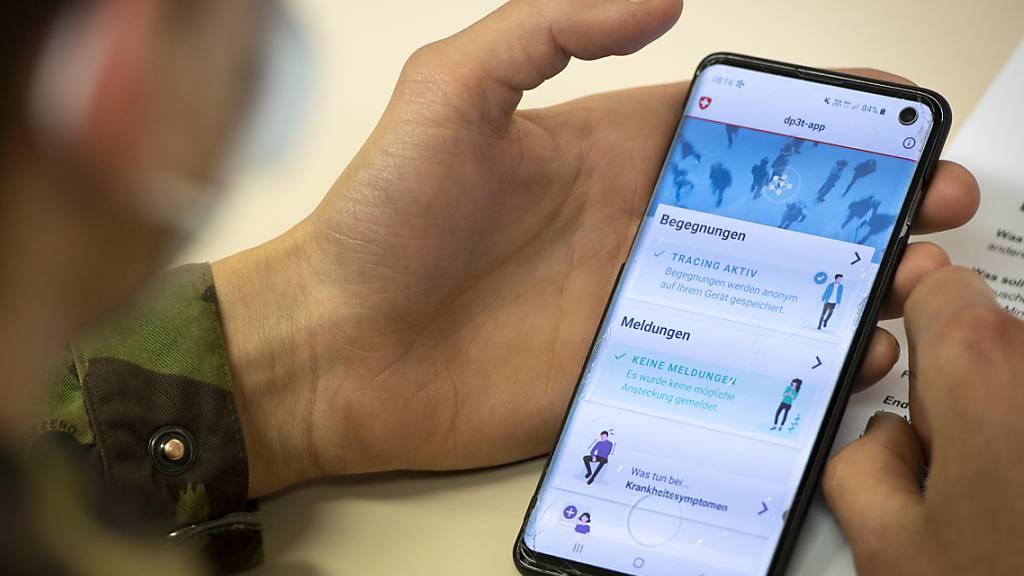 Corona-Tracing-App kommt frühestens Ende Juni regulär zum Einsatz