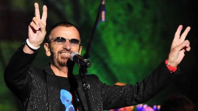 Ringo Starrs Traum vom Weltfrieden (Archiv)