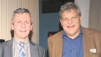 Marcel Eheim und Peter Soland informierten.