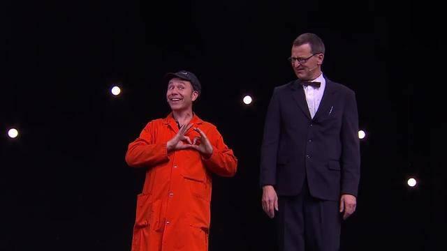 Highlights vom Arosa Humor-Festival 2018, Teil: 2