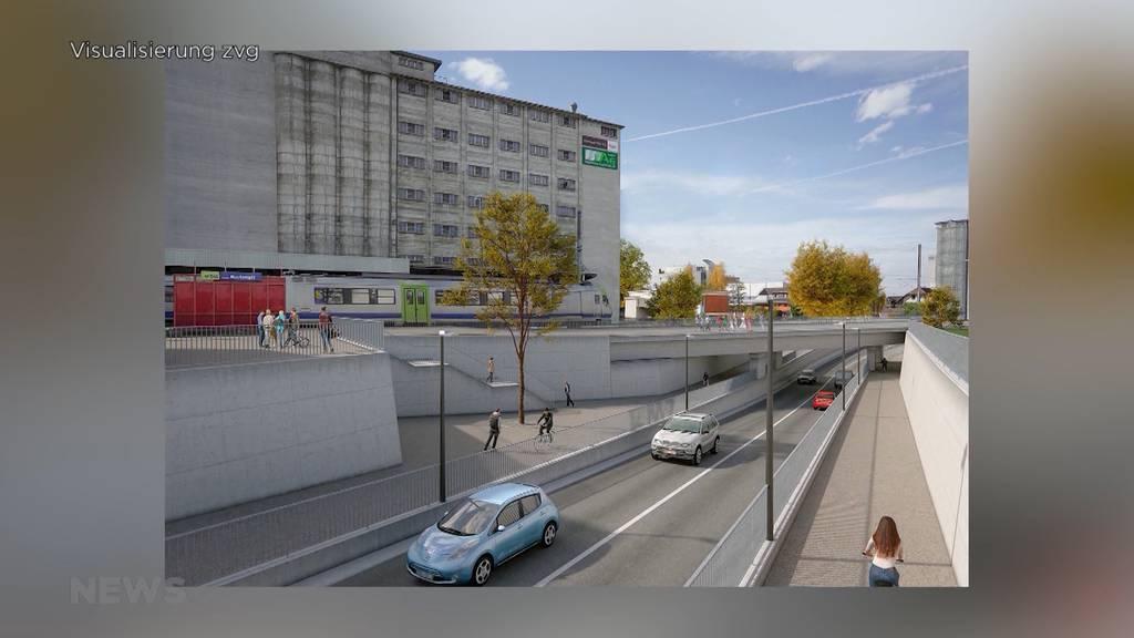 Verkehrssituation Burgdorf / Hasle auf der Überholspur