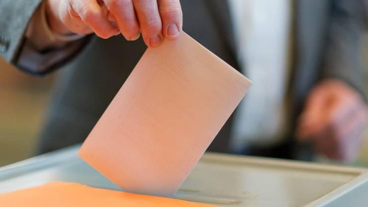 Im Kanton Solothurn werden auch die leeren Wahlzettel miteinbezogen. (Symbolbild)