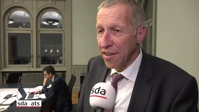 Kompromiss für eine neue Rentenreform: Konrad Graber nimmt Stellung