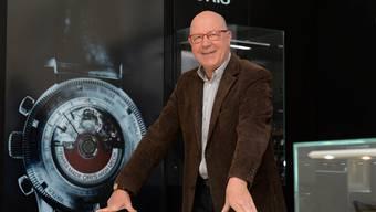 Oris-Chef Ulrich W. Herzog.
