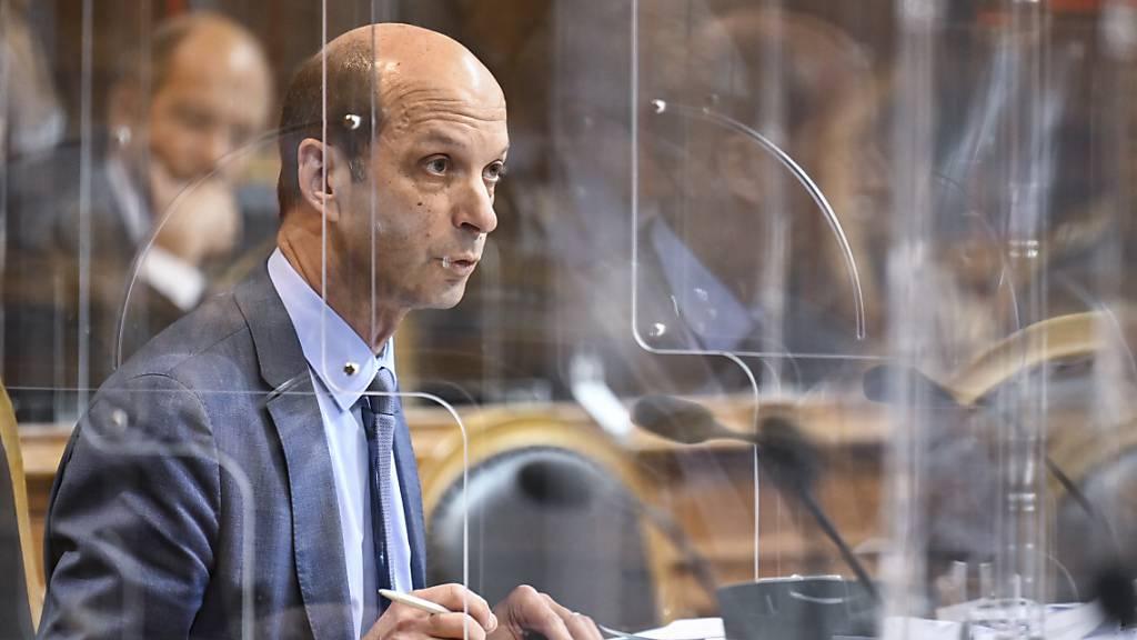 Parlament heisst erweiterte Corona-Hilfen gut