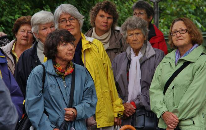 Staunen über die vielen Geschichten des Marmoriweihers