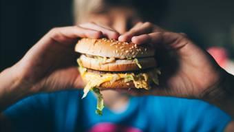 Burger: «Macht vor allem Kinder zuerst süchtig und dann dick», sagt Harald Sükar.