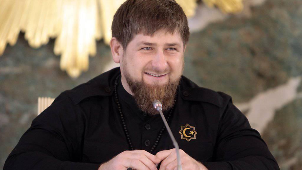 Sucht einen Assistenten: Der tschetschenische Präsident Ramsan Kadyrow veranstaltet dafür eine TV-Show. (Archivbild)