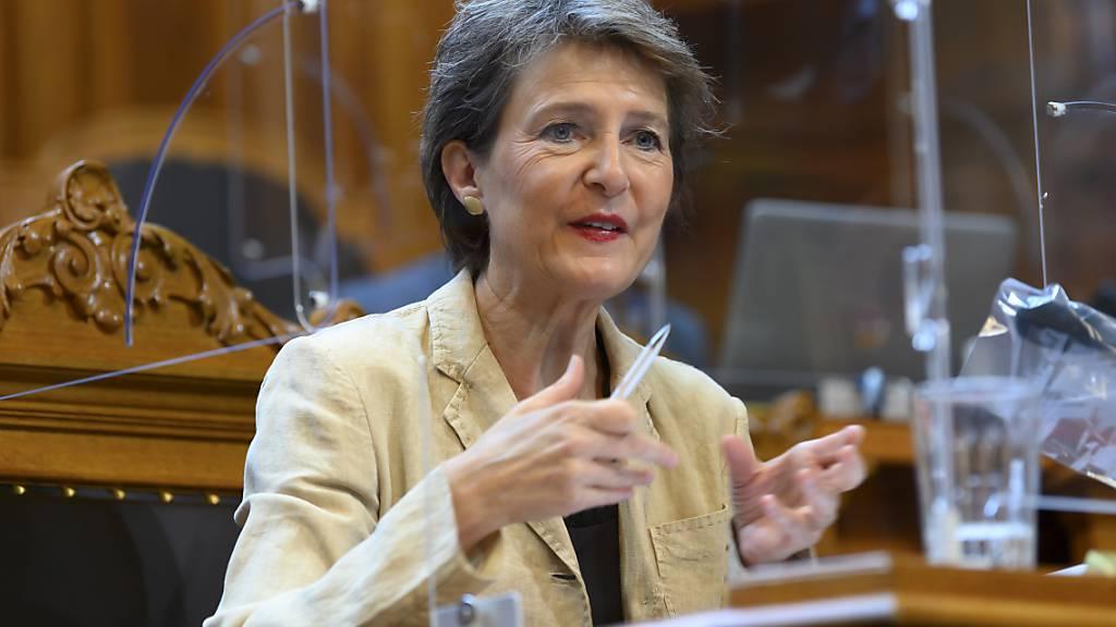 CO2-Gesetz nützt laut Bundesrat der Bevölkerung und der Wirtschaft
