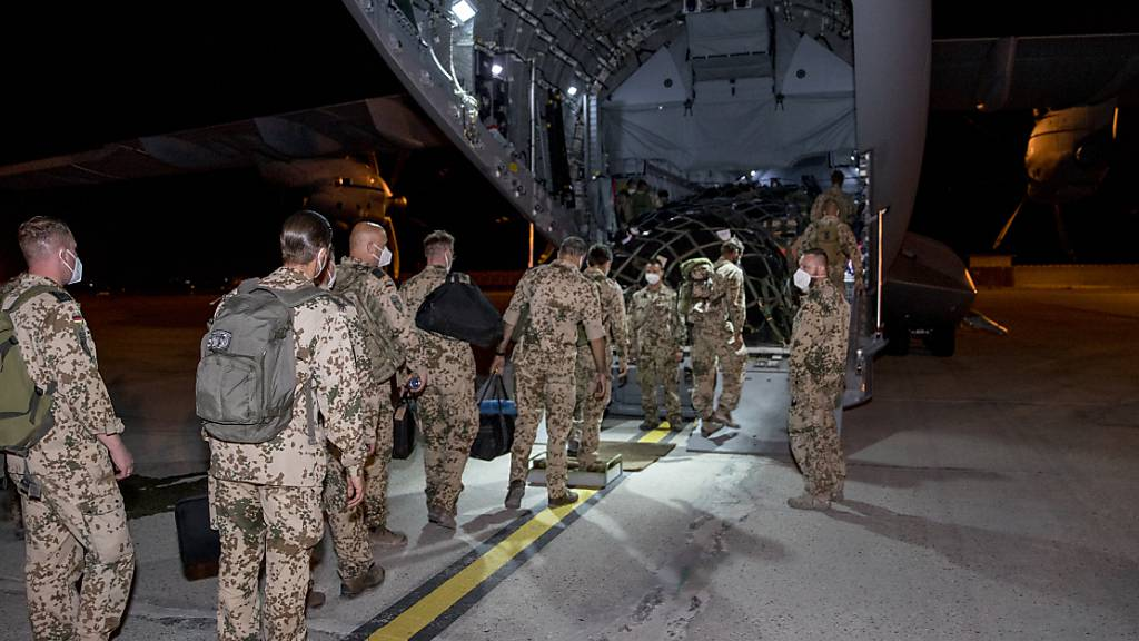 Abzug letzter deutscher Soldaten aus Afghanistan steht offenbar bevor
