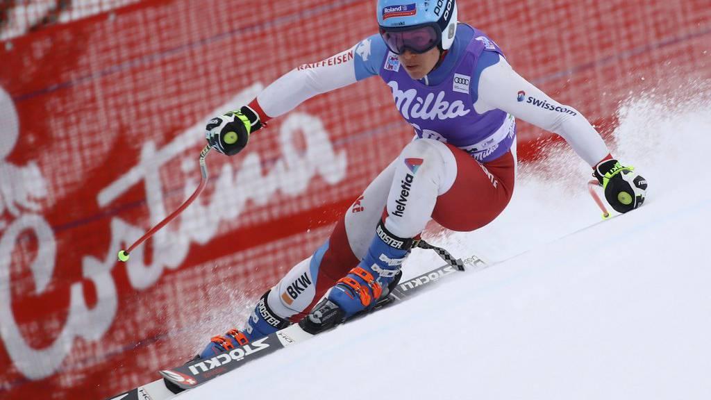 Jasmine Flury ist nur eine von den acht Schweizerinnen am Start.