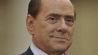 Italiens Premier Silvio Berlusconi mit neuem Ärger (Archiv)