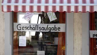 Von Januar bis Ende Juni wurden  in der Schweiz 2'548 Unternehmen insolvent. Das sind knapp 5 Prozent mehr als noch im gleichen Zeitraum des Vorjahres. (Themenbild)