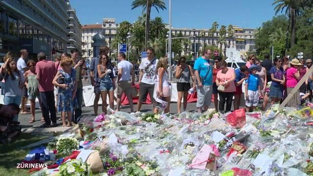 Mulmiges Gefühl in Nizza