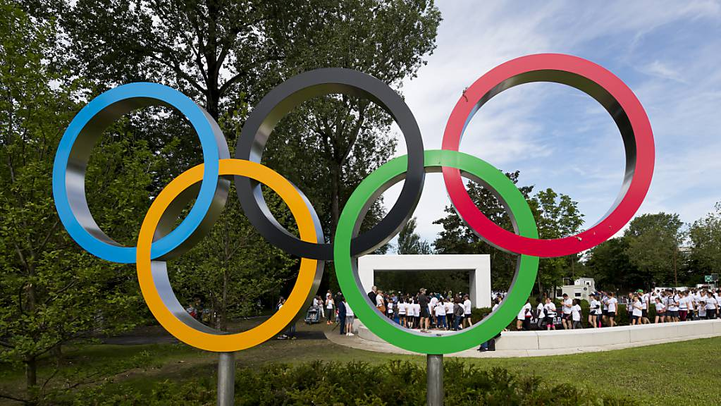 Das Quiz zu den olympischen Spielen.