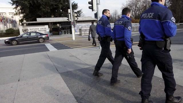 Mutmassliche Terroristen sollen sich in Genf aufhalten