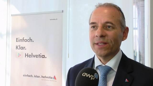 Helvetia-CEO: Setzen weiter Profitabilität vor Wachstum