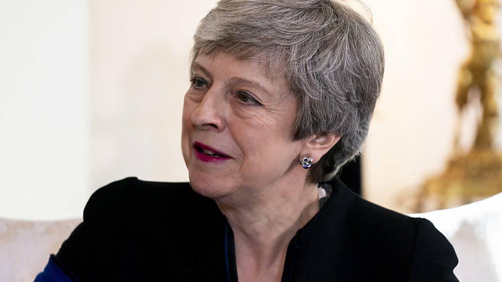 Die britische Premierministerin Theresa May will im Juni ihren Brexit-Deal erneut ins britische Parlament bringen.