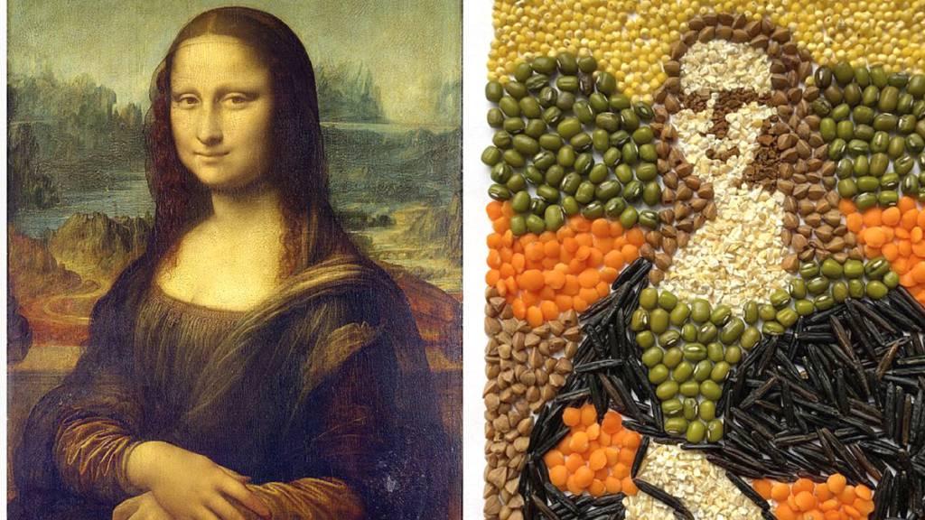 Forscher: «Schnelles Auge» half da Vinci beim Zeichnen und Malen