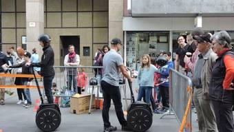 Mobilitätstag Baden 2017