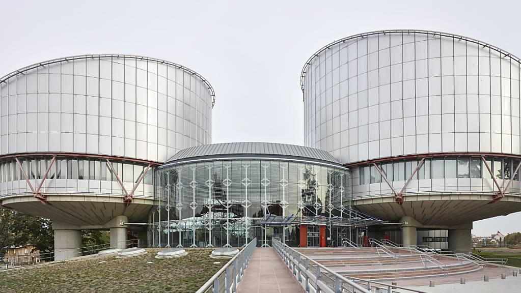 Der Europäischer Gerichtshof für Menschenrechte hat die Beschwerde eines in der Schweiz geborenen und aufgewachsenen Spaniers abgewiesen. (Archivbild)