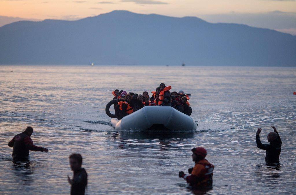 Flüchtlingslager (© Keystone)