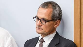Sander Mallien stellt kritische Fragen zu einem Berner Gutachter.San/Archiv