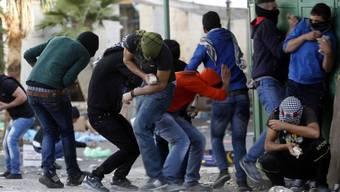 In Hebron kommt es immer wieder zu Gewalt (Symbolbild)