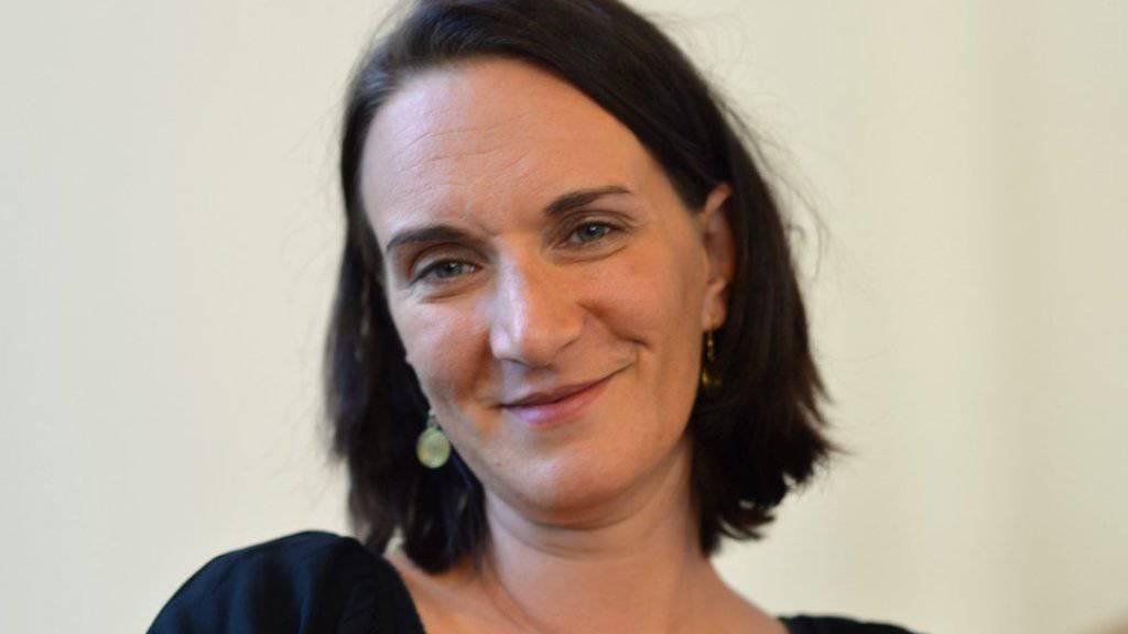 Die deutsch-ungarische Schriftstellerin Terezia Mora ist mit dem Georg-Büchner-Preis 2018 ausgezeichnet worden. (Archivbild)