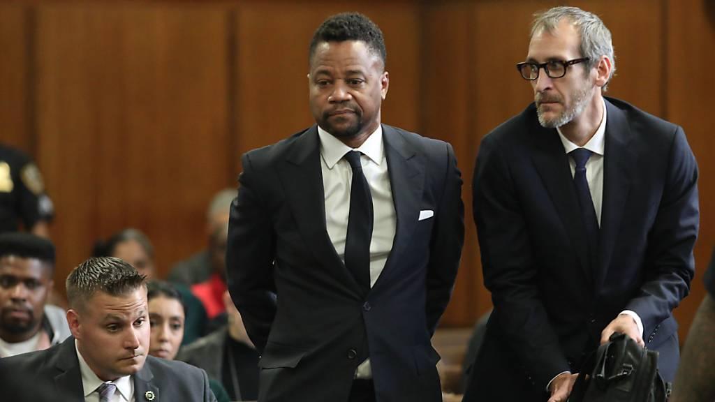 US-Schauspieler Cuba Gooding Jr. weist Belästigungsvorwürfe zurück