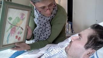 Der Franzose Vincent L. lebt seit einem Verkehrsunfall 2008 in einem Zustand minimalen Bewusstseins und ist auf künstliche Ernährung angewiesen.