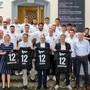 Offizieller Empfang für den FC Aarau durch den Stadtrat