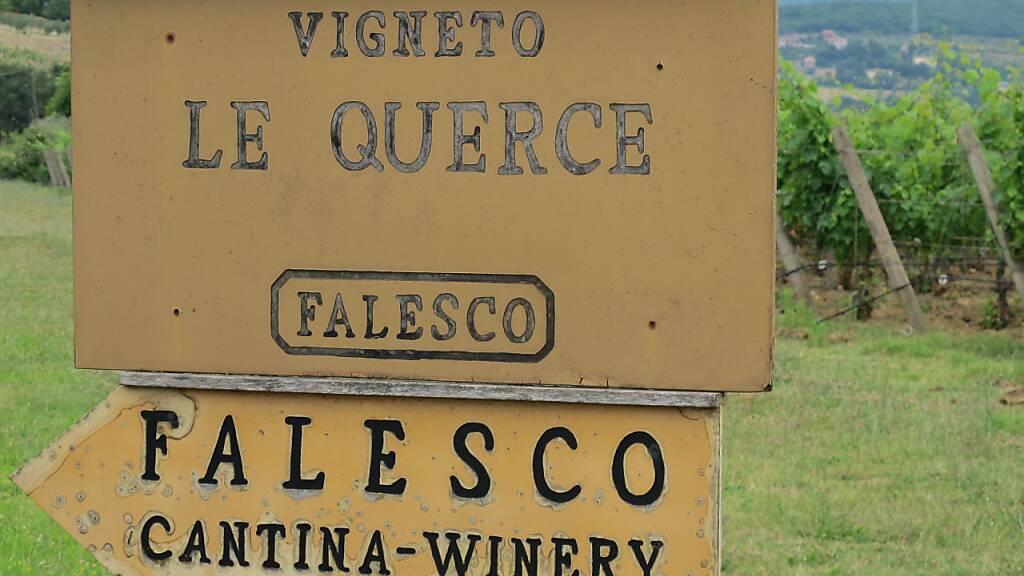 Wein-Flüsterer der Promis: Riccardo Cotarella bringt Gefühl ins Glas