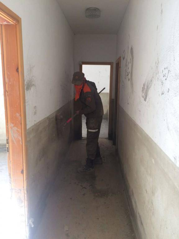 Zivilschutz in Bondo