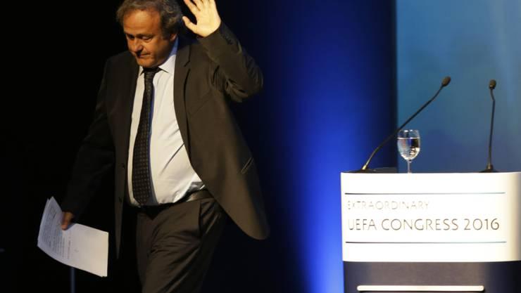 Michel Platini droht erneut juristisches Ungemach