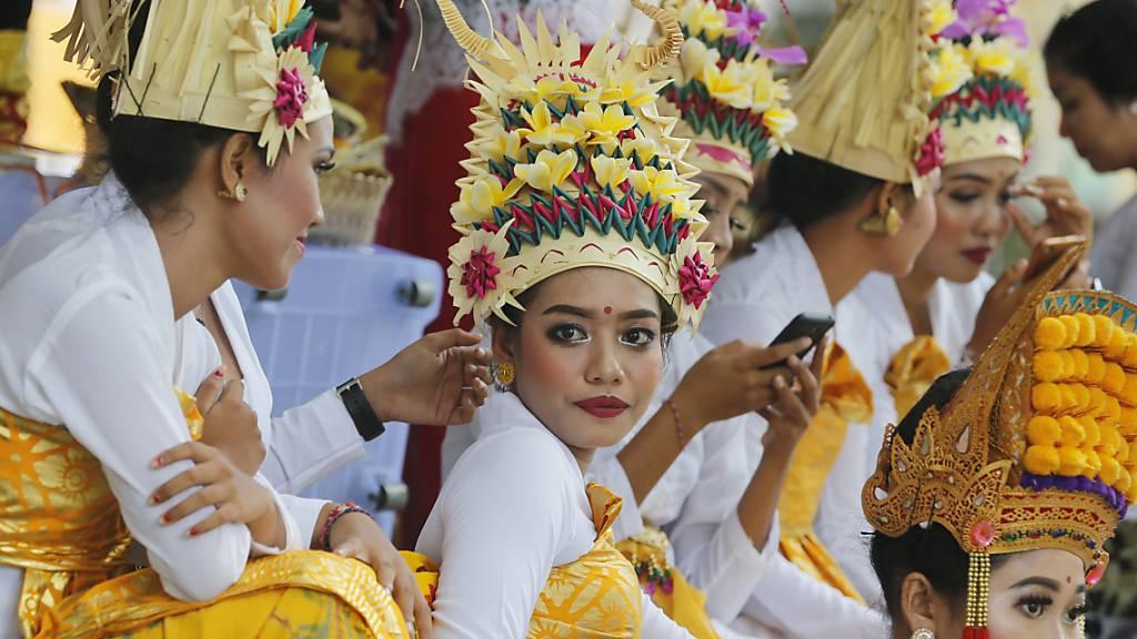 Bali will im September für ausländische Touristen öffnen