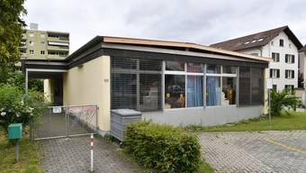 Hat ausgedient: der Kindergarten an der Brückenstrasse. Ab 2020 soll er abgerissen und ersetzt werden.