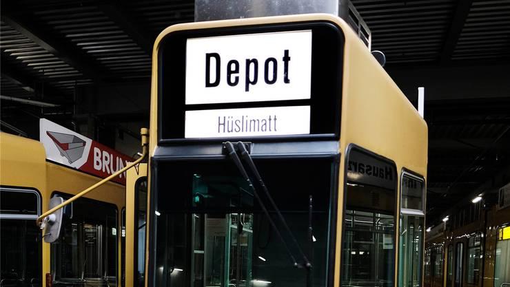 Die BLT hat schon mehrere der «Sänften-Trams» ausrangiert.